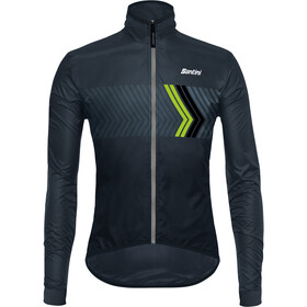 Santini Freccia Jacket Men, grey